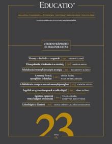 Educatio 23. évfolyam – 4.szám