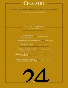 Educatio 2015. 4. szám