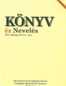 Könyv és Nevelés XIV. évfolyam 4. szám