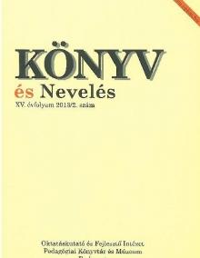 Könyv és Nevelés XV. évfolyam 2. szám