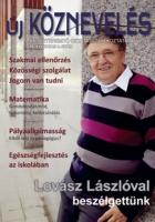 Új Köznevelés - 69. évfolyam 8. szám